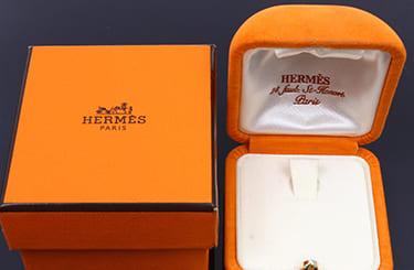 エルメスリングケースと箱